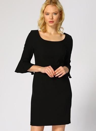 Random Truvakar Kol Elbise Siyah